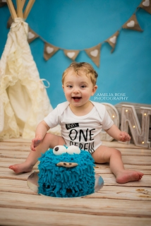 amelia rose photography manchester tameside ashton under lyne first birthday newborn photographer cake smash children professional (39)